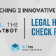 Online legal health check and legal AI chatbot