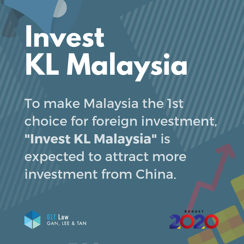 Budget 2020 aims to attract more foreign investment into KL